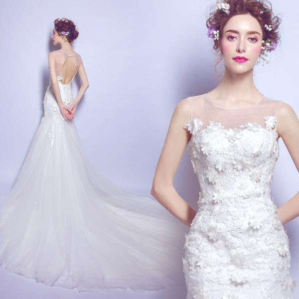 wed 0245 88 gaun pengantin duyung f79c6 3104 979
