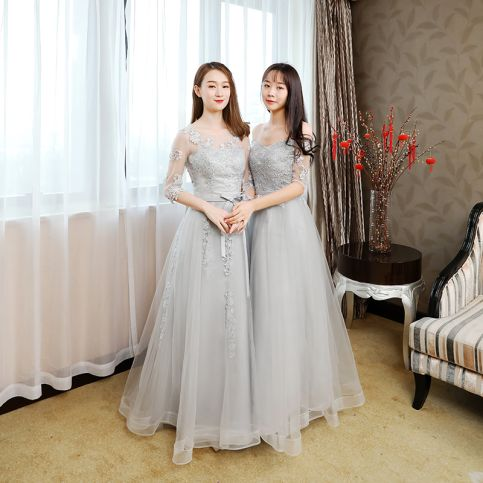 Gaun Bridesmait bride m 041 3 bridesmaid