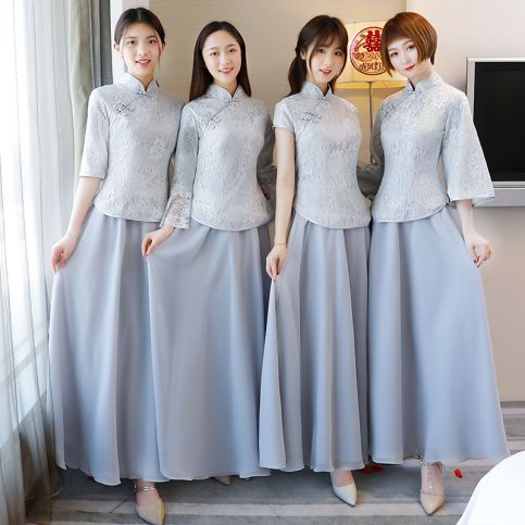 Gaun Bridesmait bride m 043 1 bridesmaid_cheongsam