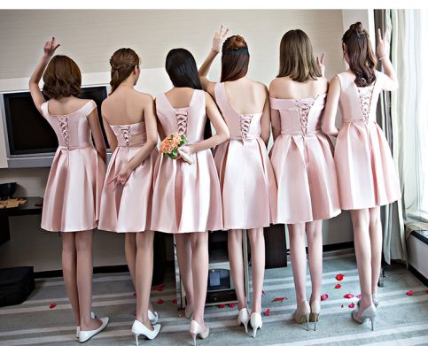 Gaun Bridesmait bride m 046 2 cream_bridesmaid