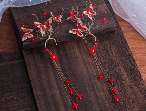 Hairpiece hairp 8057 1 earcuff_merah