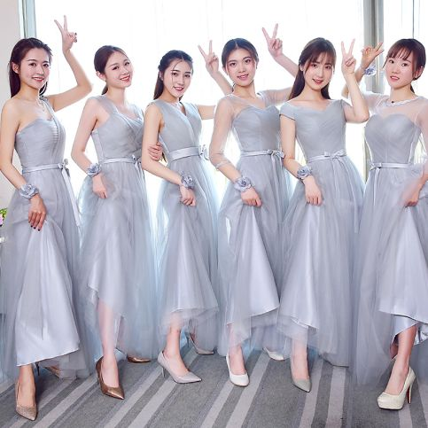 Gaun Bridesmait bride m 042 1 grey_gown_bridesmaid